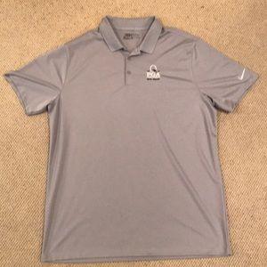 Nike DriFit Tour Performance Golf Polo PGA Champ.